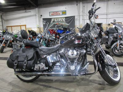 2002 Harley-Davidson FLSTS/FLSTSI Heritage Springer Cruiser Motorcycles South Saint Paul, MN