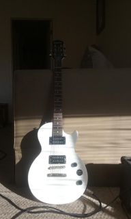Epiphone Les Paul Special II Electric Guitar White