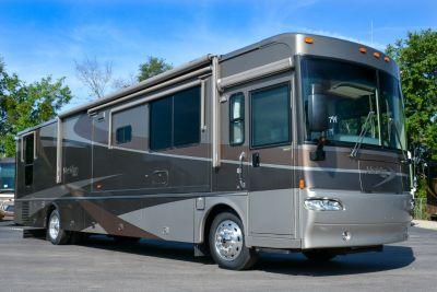 2005 Itasca Meridian 39K, CAT Diesel! Fantastic Buy!