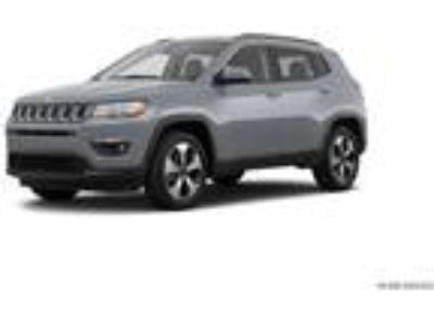 2018 Jeep Compass, 11 miles