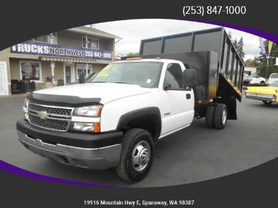 Used 2005 Chevrolet Silverado 3500 Regular Cab & Chassis for sale