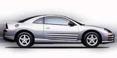 2001 Mitsubishi Eclipse RS (Silver)