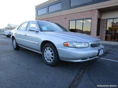 2002 Buick Century Custom (Silver)
