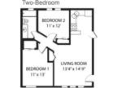 Wolcott Court - 1828 W Lawrence Ave - 2 BR