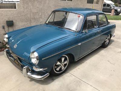 1964 notchback type s