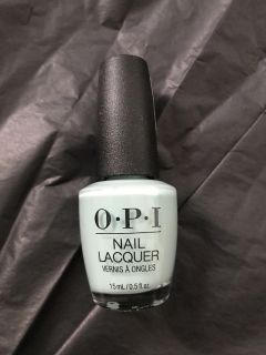 New OPI Nail Lacquer