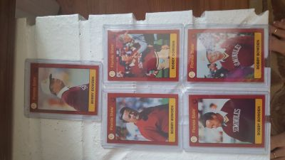 FSU Baseball Cards