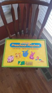 5 preschool puzzles by learning journey