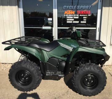 2017 Yamaha Grizzly EPS Utility ATVs Hobart, IN