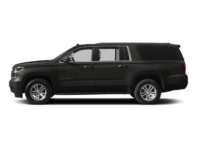 2015 Chevrolet Suburban LS 1500 (Tungsten Metallic)