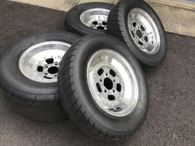 American Racing Trackstars, Mickey Thompson Drag Radials