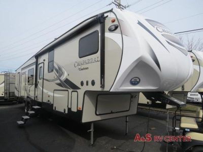 2018 Forest River Rv Chaparral 373MBRB