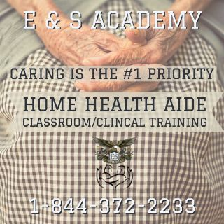 Train to Be a Home Health Aide & Become Employed at Our Academy! Offering Classes Starting in May.
