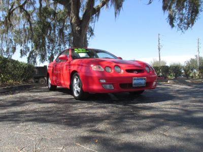 2001 Hyundai Tiburon Base (Red)