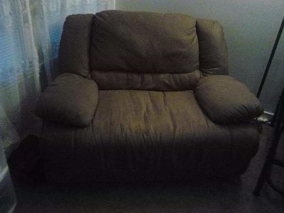 $300, Comfy OVER sized chair