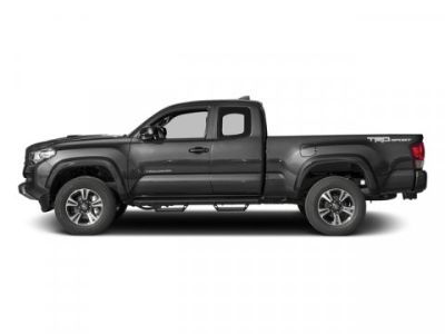 2017 Toyota Tacoma TRD Sport (Magnetic Gray Metallic)