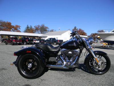 2016 Harley-Davidson Freewheeler 3 Wheel Motorcycle Trikes Springfield, MA