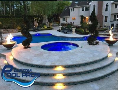 Custom Swimming Pool Builder