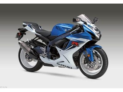 2012 Suzuki GSX-R600 SuperSport Motorcycles Oakdale, NY