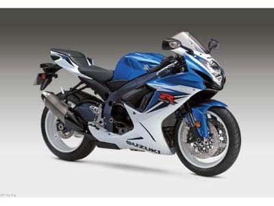 2012 Suzuki GSX-R600 SuperSport Motorcycles Houston, TX