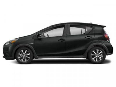 2019 Toyota Prius c One (Black Sand Pearl)