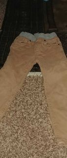 Boys size 4 Cat and Jack camel colored jeans