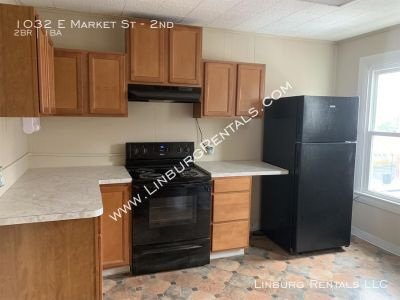 Apartment Rental - 1032 E Market St