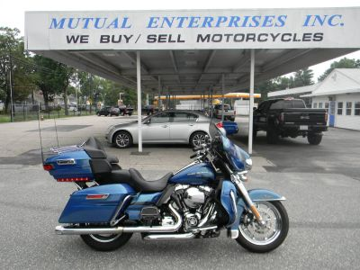 2014 Harley-Davidson Ultra Limited Touring Motorcycles Springfield, MA