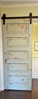 Looking for an old door for a project