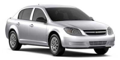 2010 Chevrolet Cobalt LS (Imperial Blue Metallic)