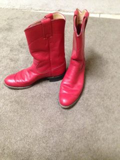 Red Ropers 6 1/2