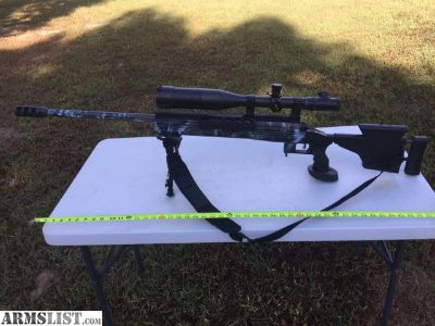 For Sale: Savage 110BA .300 mag with scope