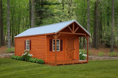 Sheds and more sheds