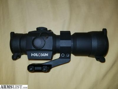 For Sale: Holosun HS406A Red Dot Sight