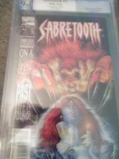 Sabretooth #2 pgx 9.4