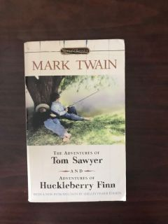 The Adventures of Tom Sawyer and The Adventures of Huckleberry Finn