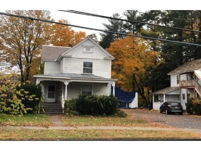 4 Bed 1.0 Bath Preforeclosure Property in Fort Edward, NY 12828 - Broadway