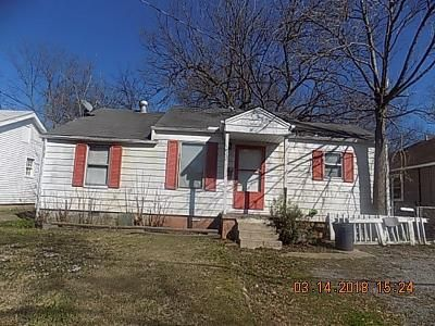 3 Bed 1 Bath Foreclosure Property in North Little Rock, AR 72118 - Gum St