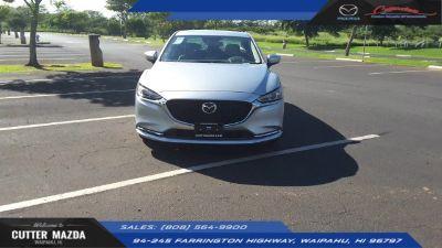 2018 Mazda Mazda6 Grand Touring Reserve (Sonic Silver Metallic)