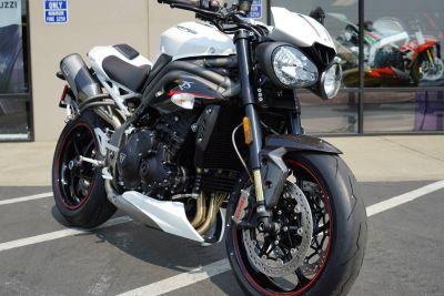 2019 Triumph SPEED TRIPLE RS Standard/Naked Motorcycles Elk Grove, CA