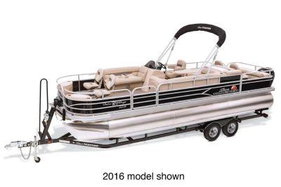 2017 Sun Tracker Fishin' Barge 24 XP3 Pontoons Boats Gaylord, MI