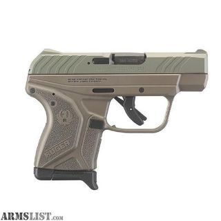 For Sale: NEW RUGER LCP II 380ACP GREEN/EARTH 6+1