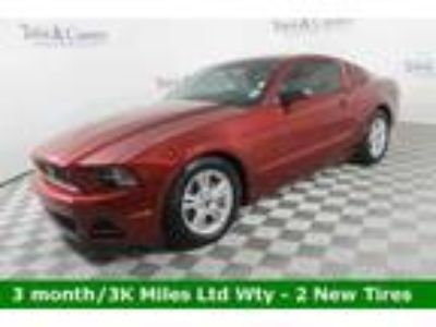 used 2014 Ford Mustang for sale.