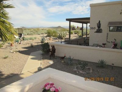 Awesome 1 bed/1 bath condo.Desert and mountain VIEW.