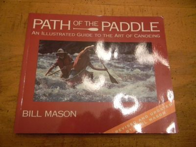 2 Books on Paddling, Canoeing and Kayaking