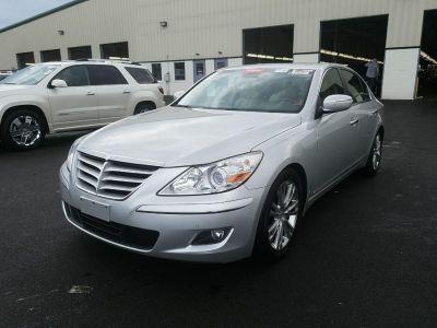 2011 Hyundai Genesis 3.8L V6 (Titanium Gray Metallic)