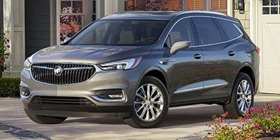 2019 Buick Enclave Essence FWD (Quicksilver Metallic)