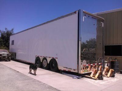 51ft US trailer