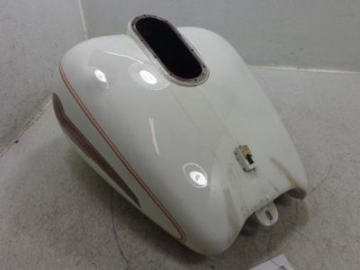 Buy 1998-1999 Harley Davidson FLH/CI/CUI FLTRI Touring INJECTED FUEL GAS TANK motorcycle in Massillon, Ohio, United States, for US $489.95