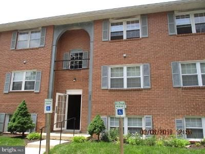 2 Bed 1 Bath Foreclosure Property in Bel Air, MD 21014 - Timber Trl Apt E